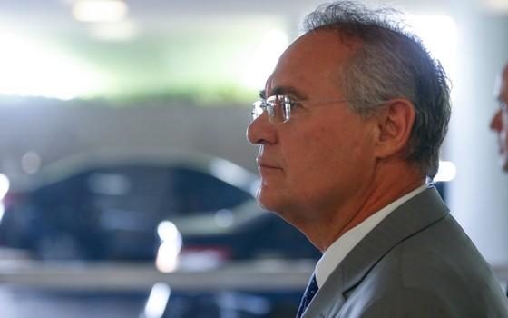 Fachin libera denúncia contra Renan Calheiros para julgamento