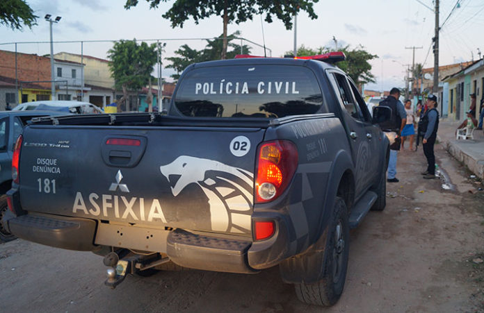 Foragido de Alagoas é preso no aeroporto de Recife