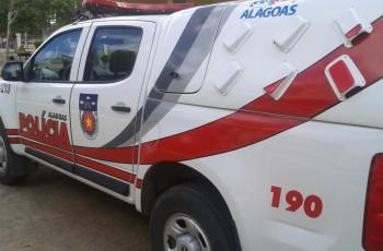 Homem é preso após espancar e morder a própria esposa em Arapiraca