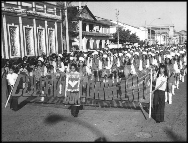 PATRIMÔNIO Escola Estadual Bom Conselho celebra 140 anos com semana festiva e homenagens