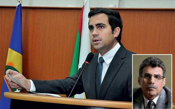Mais uma encrenca para o filho do senador Romero Jucá