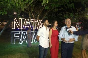 Prefeitura de Arapiraca lança 'Natal em Família' e anuncia show do cantor Daniel
