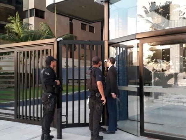 Força-tarefa prende oito acusados de fraudes fiscais e cobranças de propina