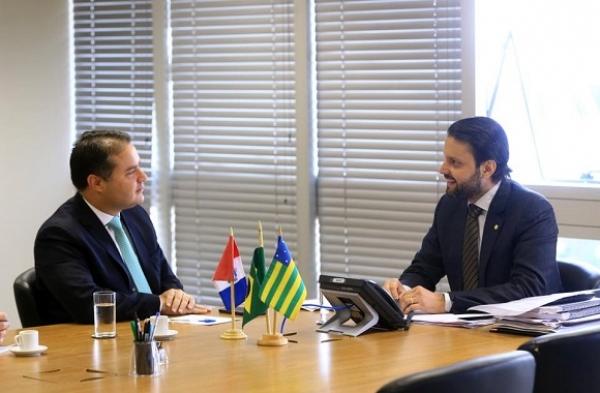 EM BRASÍLIA Governador se reúne com ministro das Cidades e garante recursos para obras em Maceió