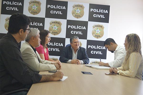 Delegado Fábio Costa vai assumir  a  gerencia de Polícia Judiciária da Região 3 Arapiraca