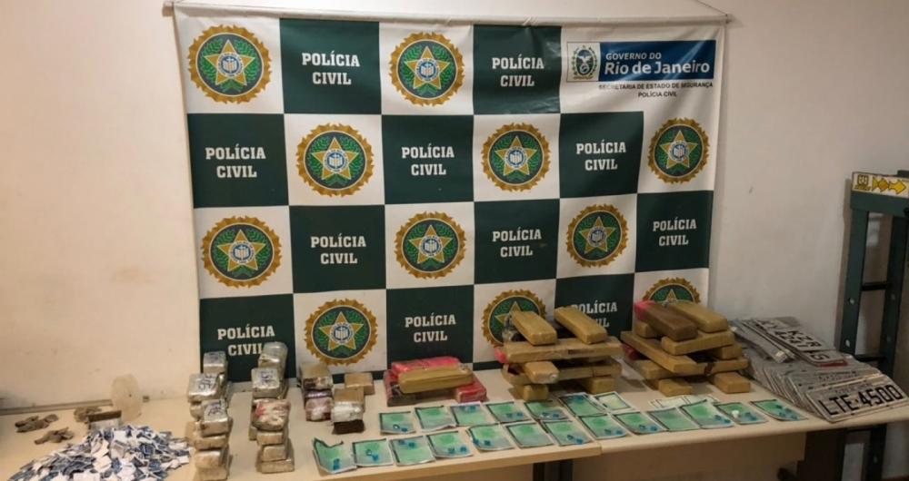 Fornecedor de armas é preso durante operação no Complexo da Maré