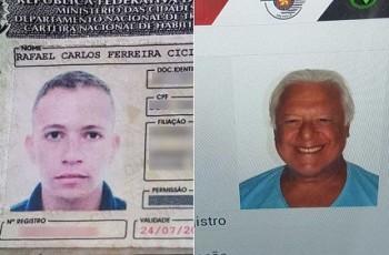 Jovem é preso com CNH em nome do ator Antônio Fagundes