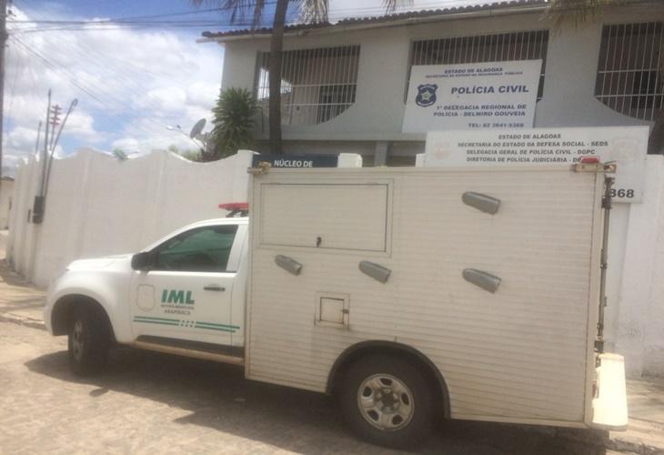 Bebedeira entre amigos termina em morte na zona rural de Delmiro Gouveia