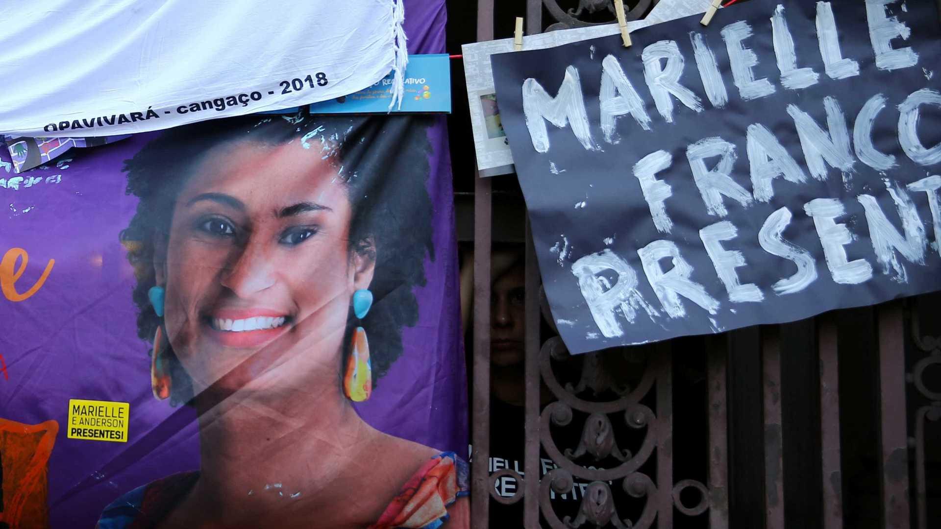 Polícia diz que achou digitais de assassino da vereadora Marielle