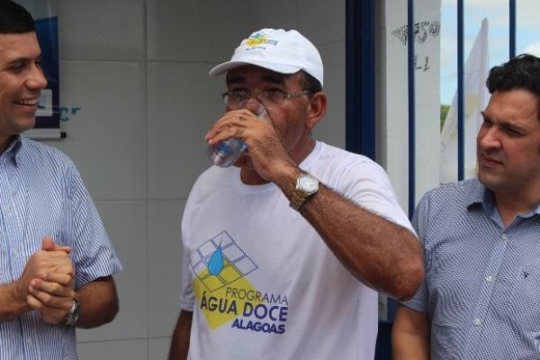 ÁGUA POTÁVEL Mais de 500 pessoas são beneficiadas com dessalinizador em Cacimbinhas