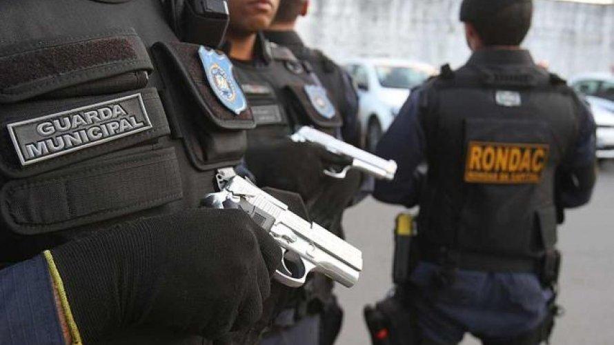 STF libera porte de arma para guardas municipais
