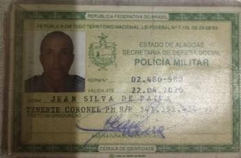 Tenente-Coronel da PM de Alagoas é baleado após reagir a assalto em Feira de Santana