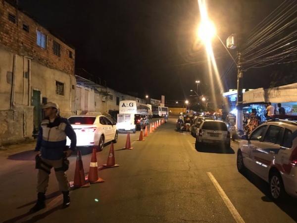 Operação da Lei Seca prende dois condutores por embriaguez ao volante