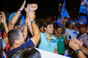 Breno Albuquerque recebeu votos em 101 dos 102 municípios alagoanos