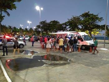 Operação Lei Seca aborda 186 veículos e retira nove condutores de circulação em Maceió