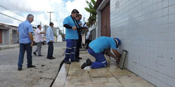 Casal leva capacitação de combate a perdas para regiões Agreste e Serrana