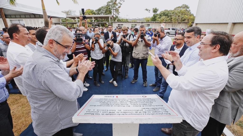 INDÚSTRIA Fábrica de cimento e concreto retoma produção e gera 300 empregos diretos em Alagoas