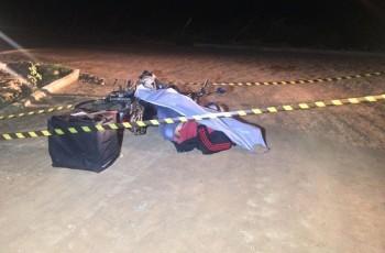 Entregador de pizza é assassinado no bairro Nilo Coelho, em Arapiraca