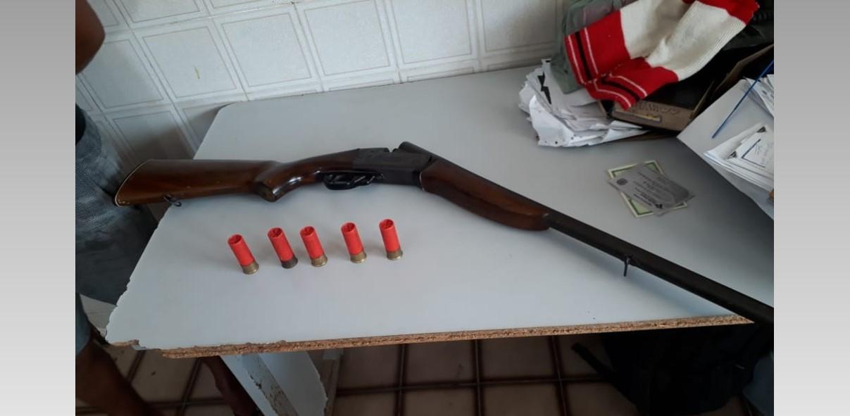 Sertão: Operação Integrada prende chefe do tráfico de Delmiro Gouveia com arma de fogo