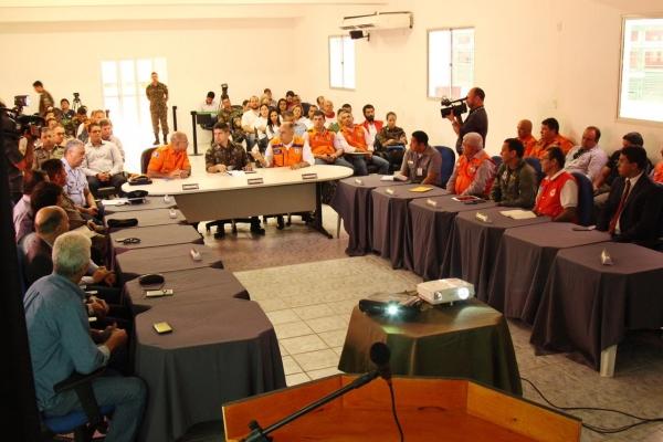 PREVENÇÃO Defesa Civil realiza simulado de desocupação do bairro do Pinheiro no sábado (16)