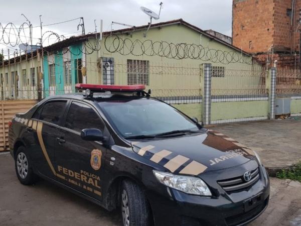 PF desbarata grupo criminoso suspeito de fraudes licitatórias em Alagoas