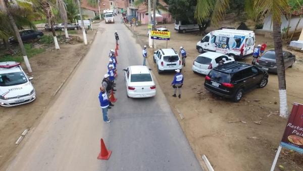 FISCALIZAÇÃO NO TRÂNSITO Lei Seca realiza mais de mil testes de alcoolemia durante período carnavalesco em AL