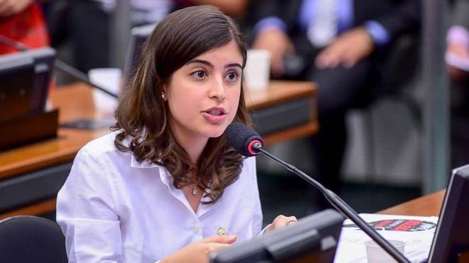 'Sou chamada de delinquente e débil mental no Congresso', diz deputada que confrontou ministro da Educação