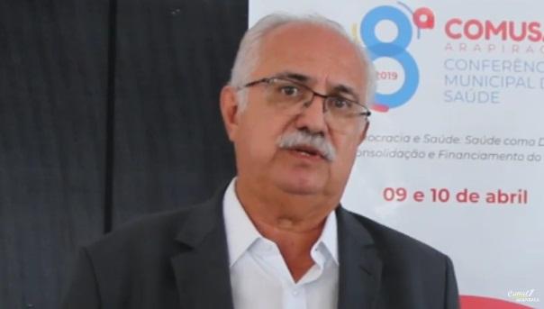 Prefeito Rogério Teófilo quer mais segurança em Alagoas após  assalto  na sede da prefeitura