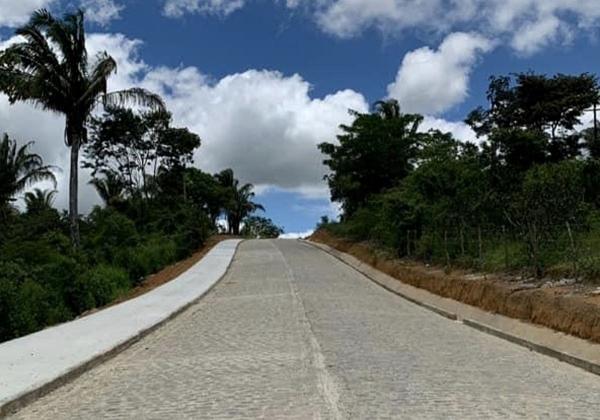 PATRIMÔNIO CULTURAL Pró-Estrada: Acesso à Serra da Barriga está 97% pavimentado