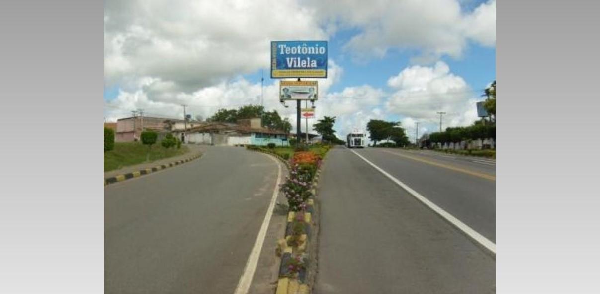 Homem é preso suspeito de estuprar adolescente de 13 anos em Teotônio Vilela