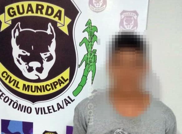 Adolescente envolvido em mortes e ocultação de cadáveres é apreendido em Teotônio Vilela