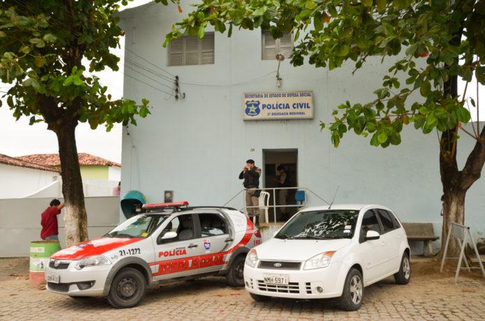 PC prende suspeito de crime de estupro em União dos Palmares