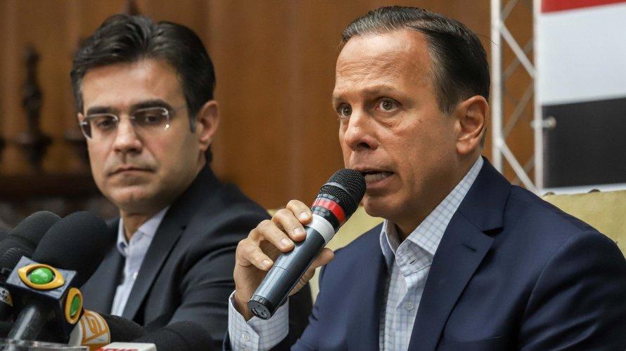 Ex-presidente da OAS diz ter liberado R$ 1 milhão em propina a vice de Doria