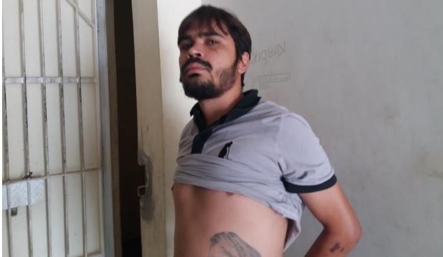 Acusado de vários crimes em Delmiro é preso em SP com documento falso