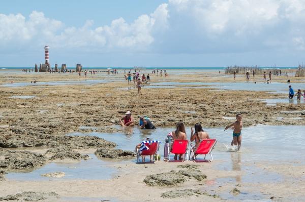 TURISMO Relatório do IMA conclui que praias turísticas de Alagoas estão próprias para banho