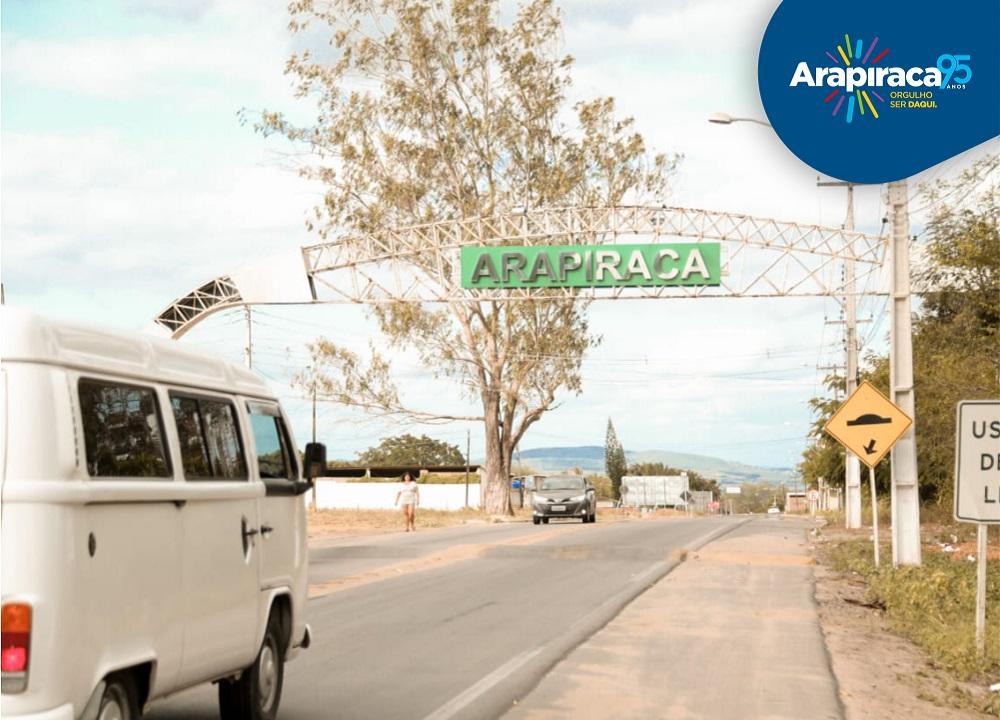 ARAPIRACA 95 ANOS: HISTÓRIA DE AMOR E SAUDADE DE QUEM MORA LONGE DA TERRA NATAL