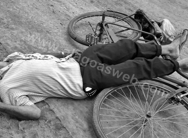 Idoso de 60 anos é morto a tiros em estrada vicinal no povoado de São Miguel dos Campos
