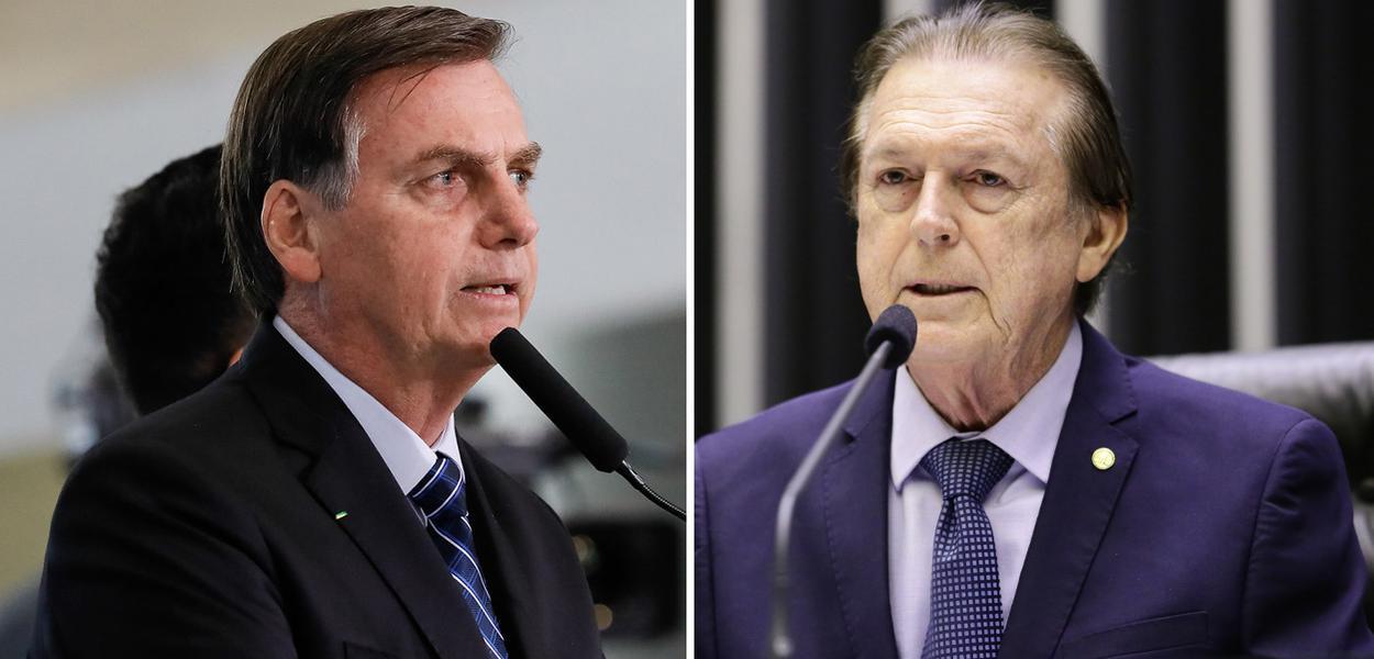 """""""Se teve algum beneficiado foi Jair Bolsonaro"""", diz defesa de Bivar sobre indiciamento da PF"""