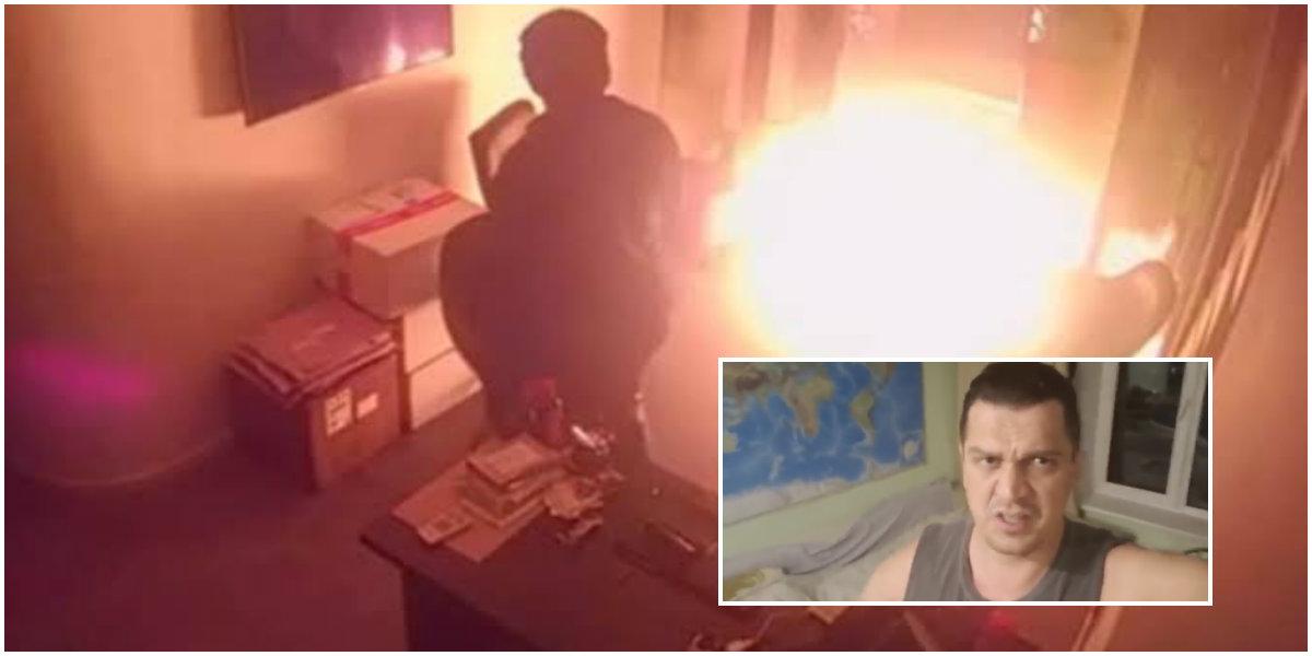 Miliciano que atacou Porta dos Fundos fugiu para a Rússia porque foi avisado que seria preso