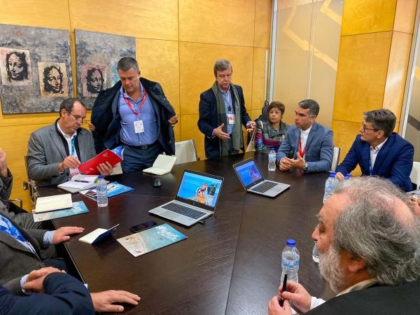 ALAGOAS TE FAZ FELIZ Destino Alagoas é apresentado ao mercado europeu como polo emissor estratégico