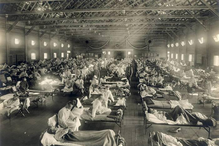 CORONAVÍRUS Gripe espanhola x covid-19: mundo comete os mesmos erros mais de 100 anos depois