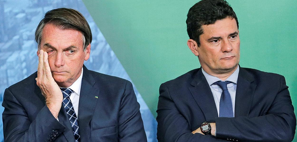 Moro pede demissão após anúncio de troca na PF por Bolsonaro