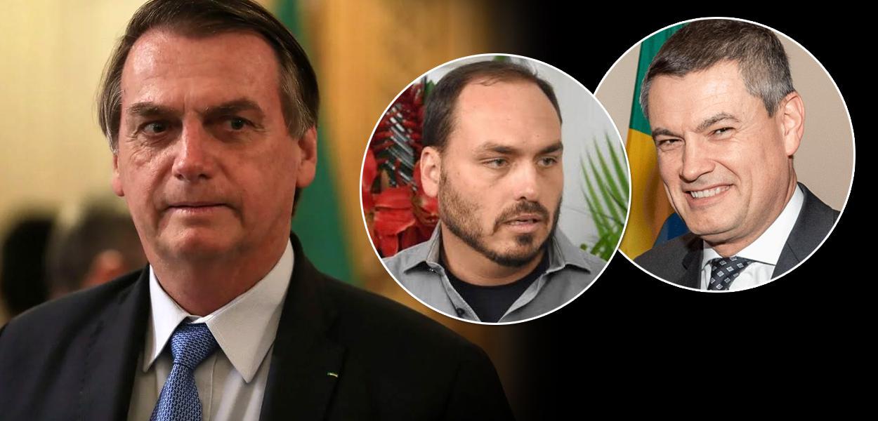Merval: Bolsonaro quer demitir Valeixo porque investigações sobre fake news se aproximam de Carlos Bolsonaro