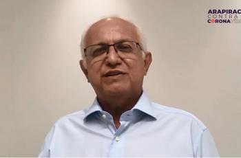 Prefeito Rogério Teófilo anuncia medidas emergenciais para reduzir efeitos da pandemia na economia