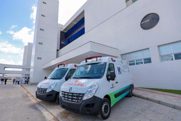 COVID-19 Hospital Metropolitano já tem 40% de ocupação dos leitos após 12 dias de funcionamento