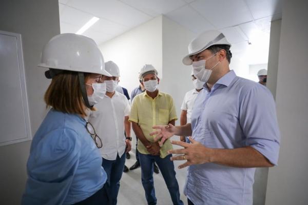 BAIXO SÃO FRANCISCO Governo de Alagoas abre mais 24 leitos para Covid-19 em Penedo nesta terça-feira, 23