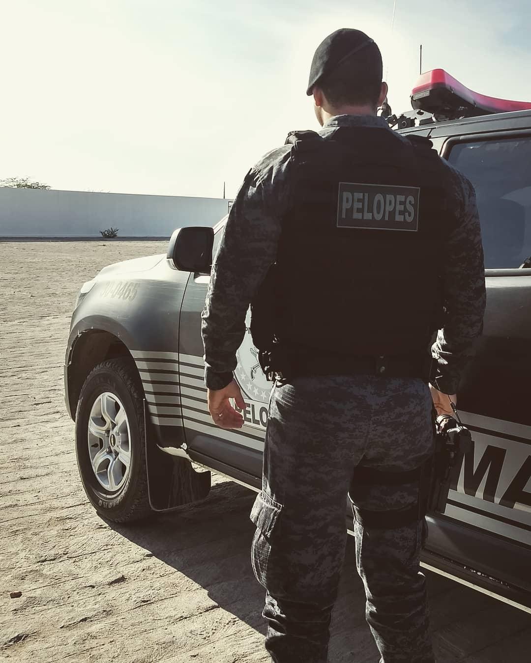 Policial de folga consegue frustrar tentativa de suicídio de jovem em Delmiro Gouveia