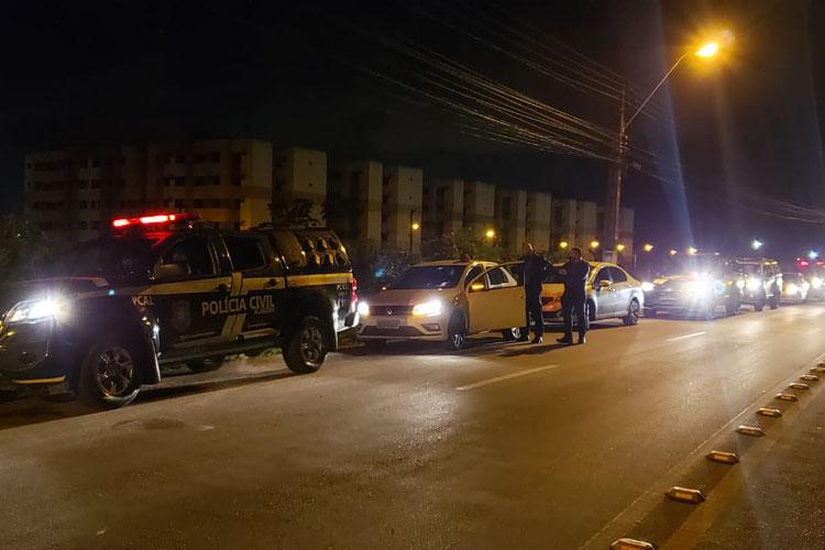 Ministério da Justiça, GNCOC e forças de segurança deflagram operações simultâneas contra o PCC em Alagoas e outros 10 estados