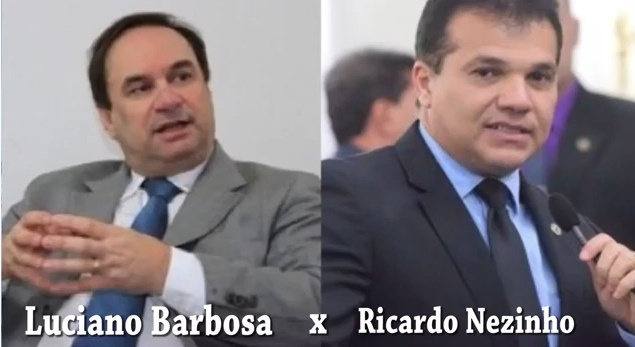 VÍDEO: Luciano ou Ricardo quem pegar de primeira e fizer o gol será o candidato do PMDB em Arapiraca
