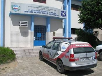 Foragido da Justiça de São Paulo que  usava  filha para estuprar criança é preso em Alagoas